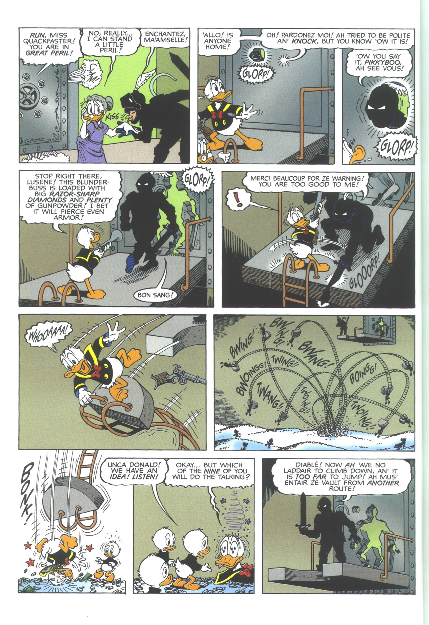 Read online Uncle Scrooge (1953) comic -  Issue #354 - 14