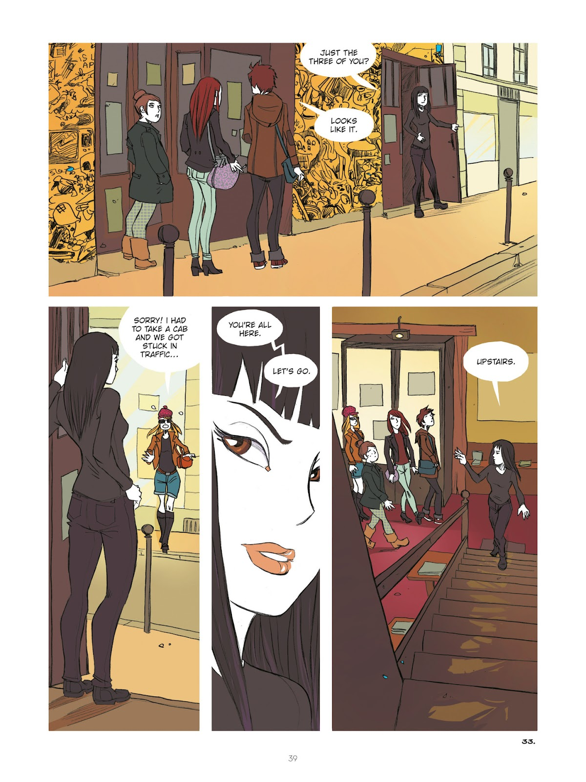 Read online Diary of A Femen comic -  Issue # TPB - 41