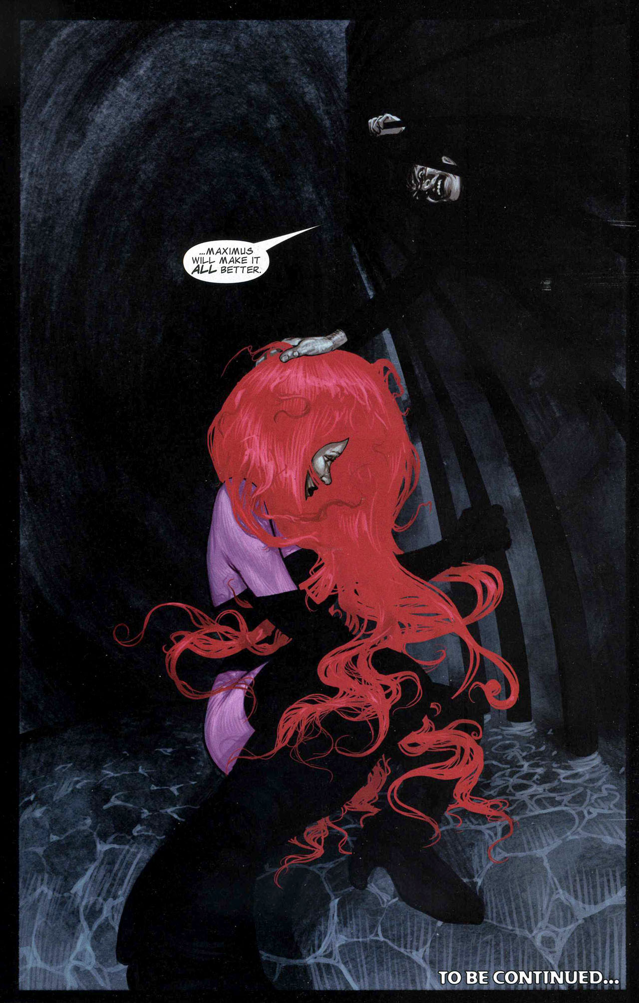 Read online Silent War comic -  Issue #3 - 24