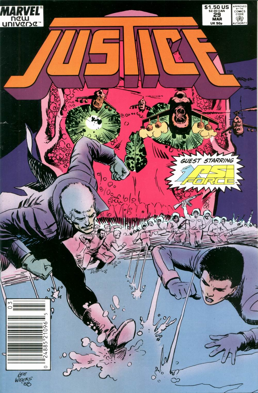 Justice (1986) 29 Page 1