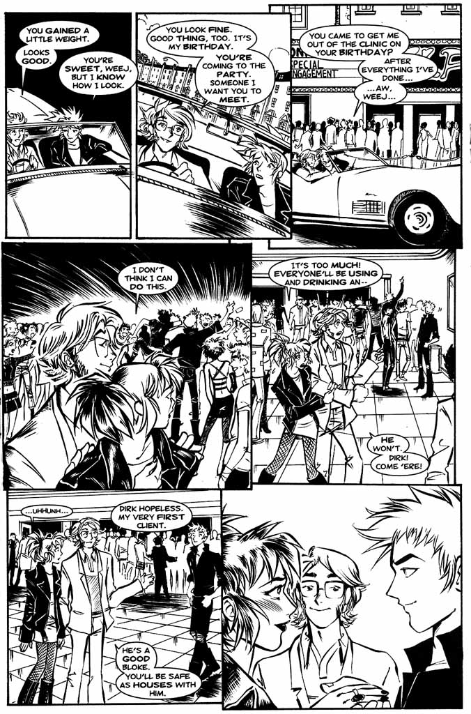 Read online Hopeless Savages comic -  Issue #3 - 18