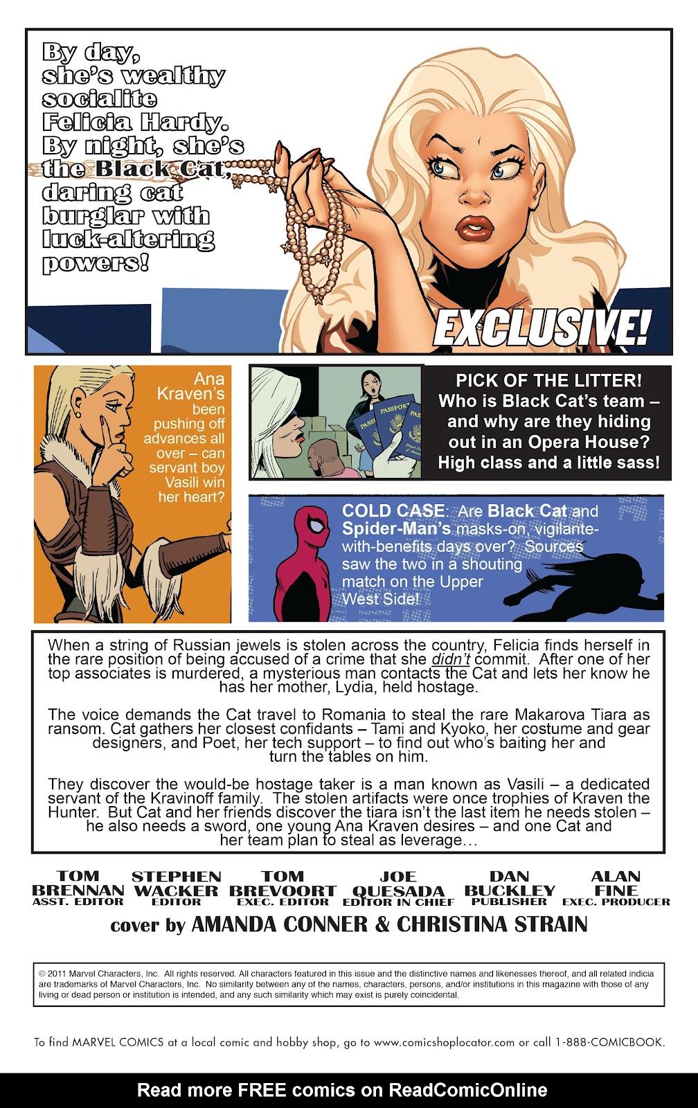 Amazing Spider-Man Presents: Black Cat Issue #3 #3 - English 2