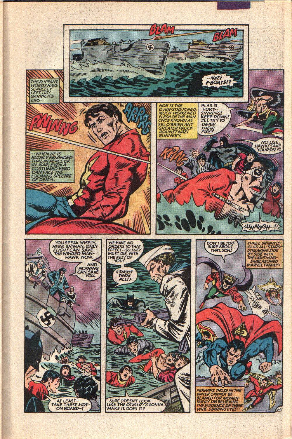 Read online All-Star Squadron comic -  Issue #37 - 27
