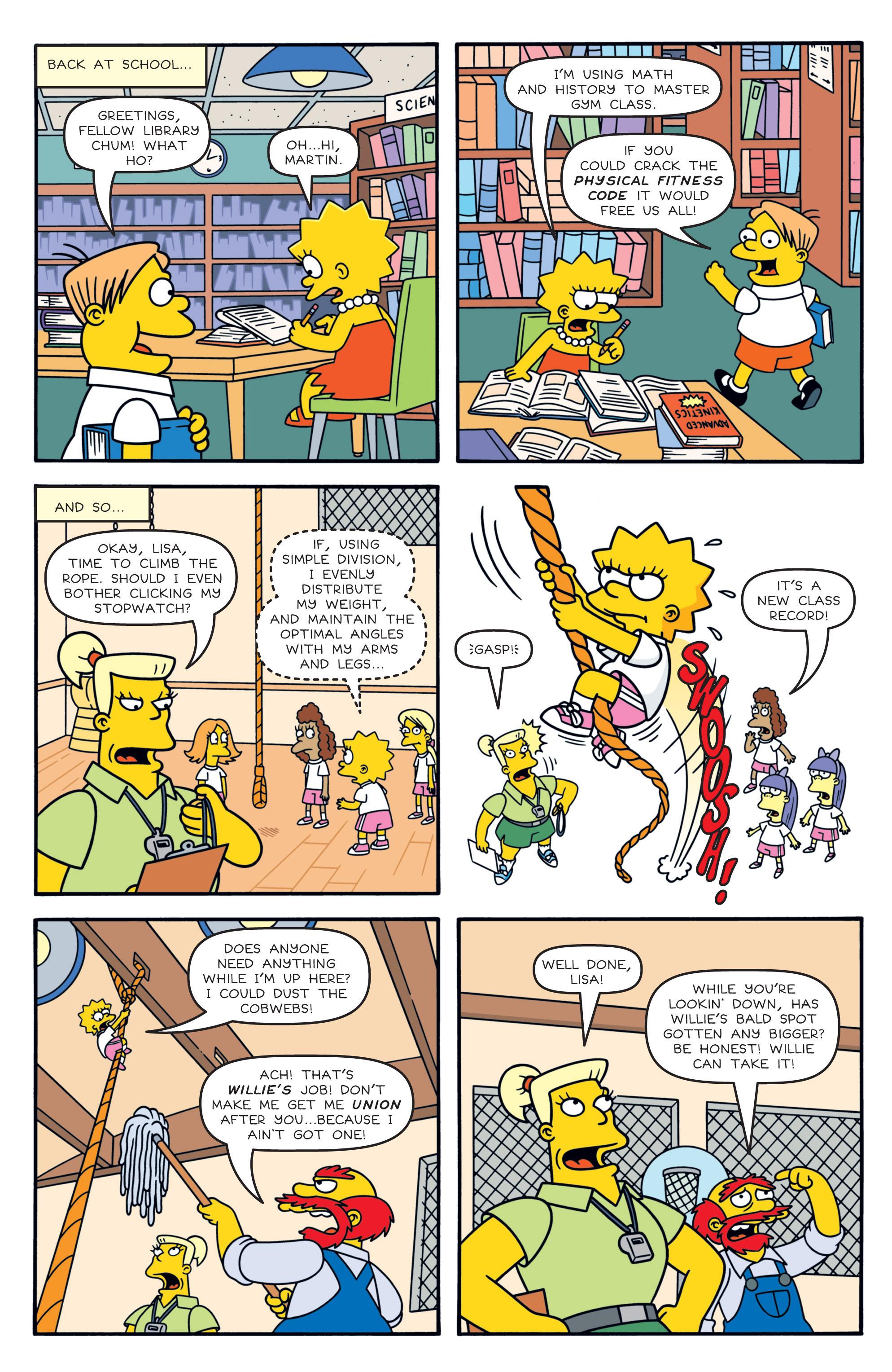 Read online Simpsons Comics comic -  Issue #194 - 11