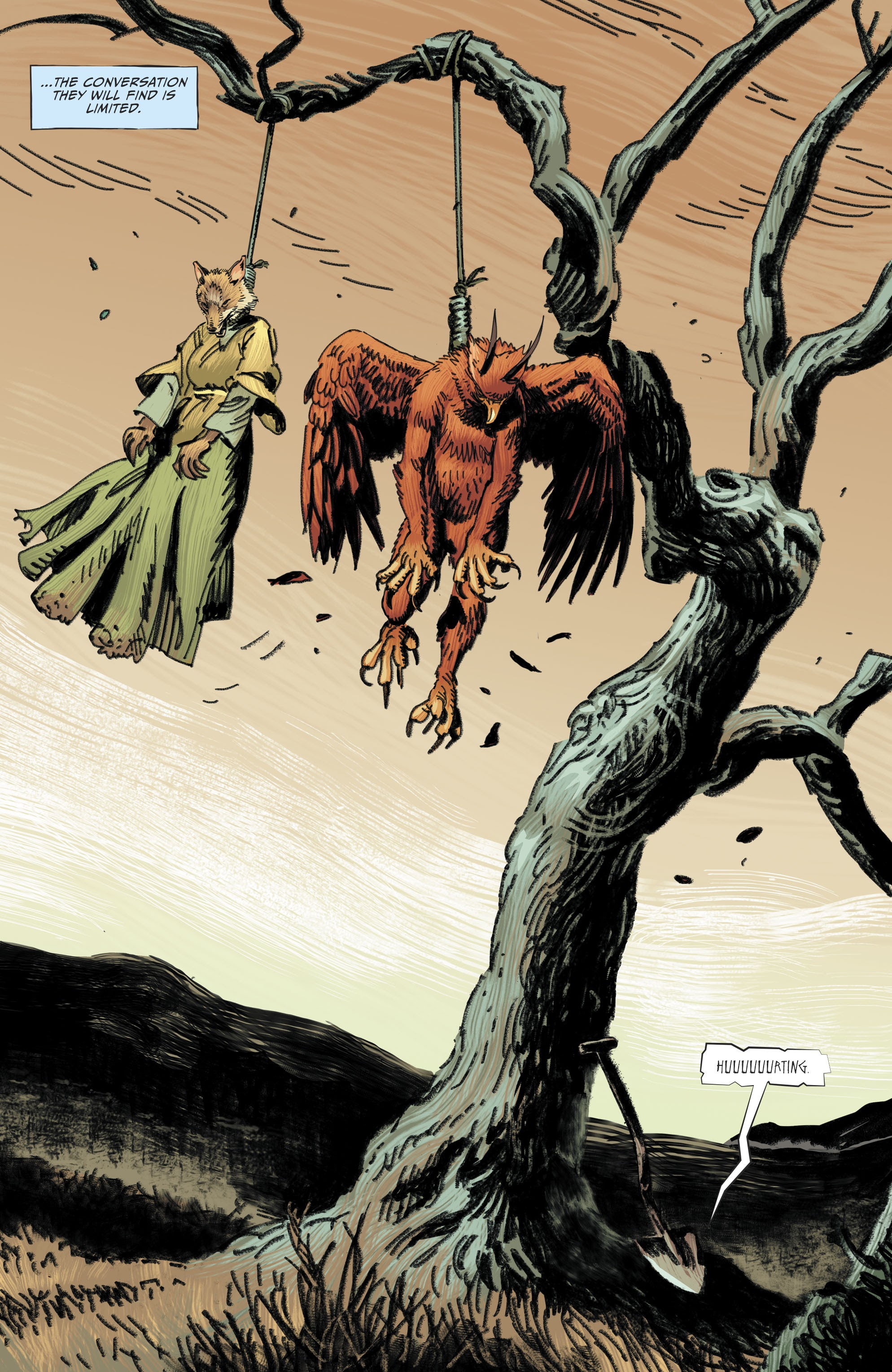 Read online Lucifer (2018) comic -  Issue #10 - 19