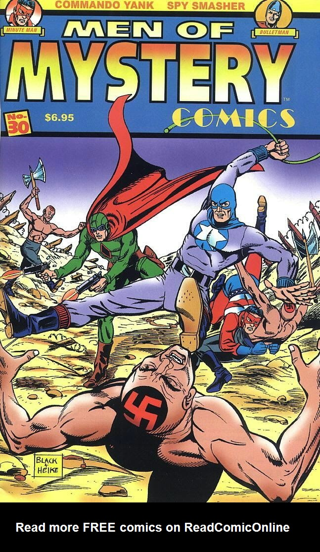 Read online Men of Mystery Comics comic -  Issue #30 - 1