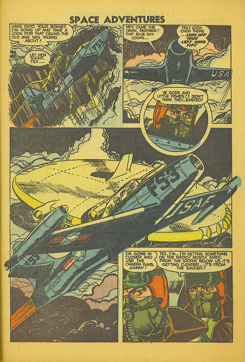 Read online Space Adventures comic -  Issue #18 - 20
