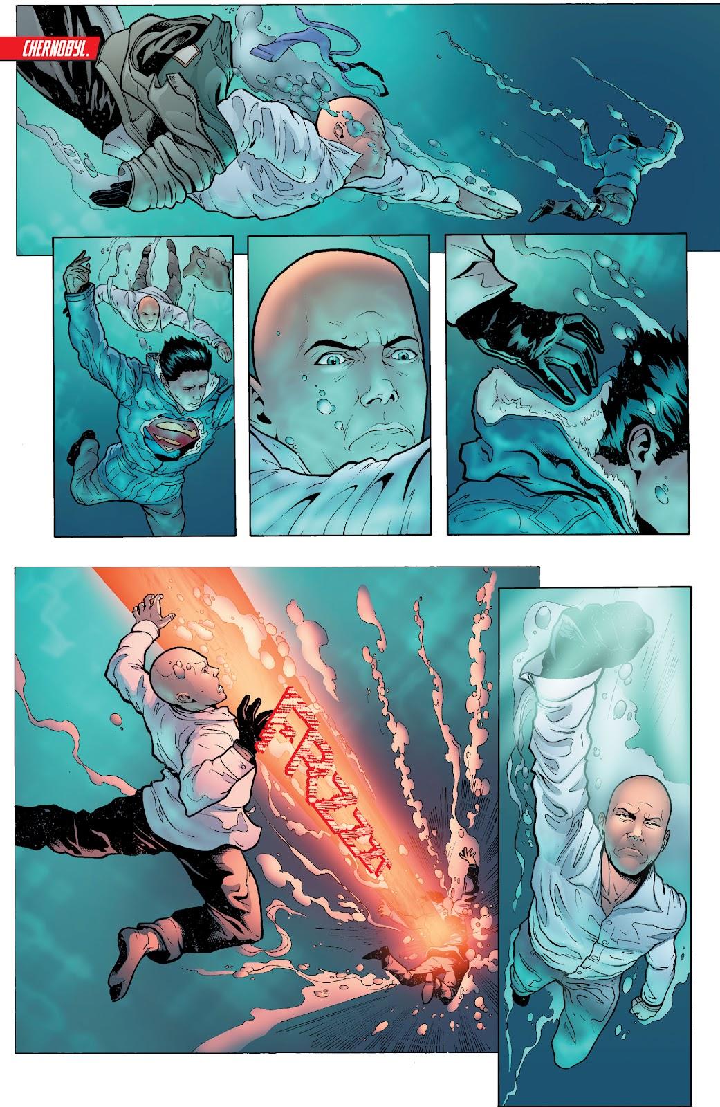 Read online Smallville Season 11 [II] comic -  Issue # TPB 6 - 146
