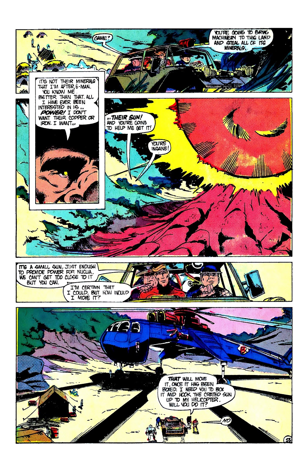 E-Man (1973) issue 8 - Page 18