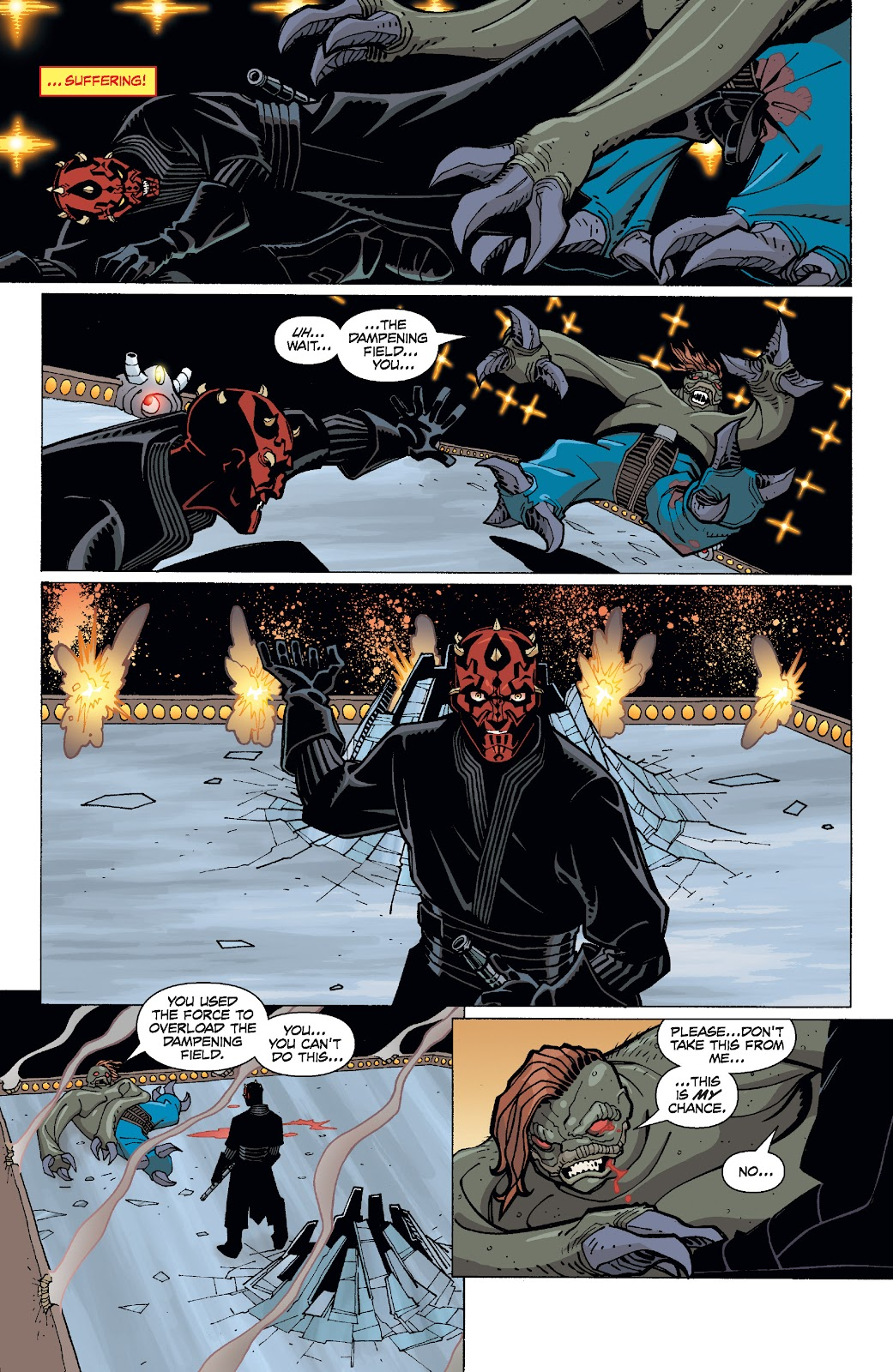 Read online Star Wars Legends: Rise of the Sith - Epic Collection comic -  Issue # TPB 1 (Part 4) - 64