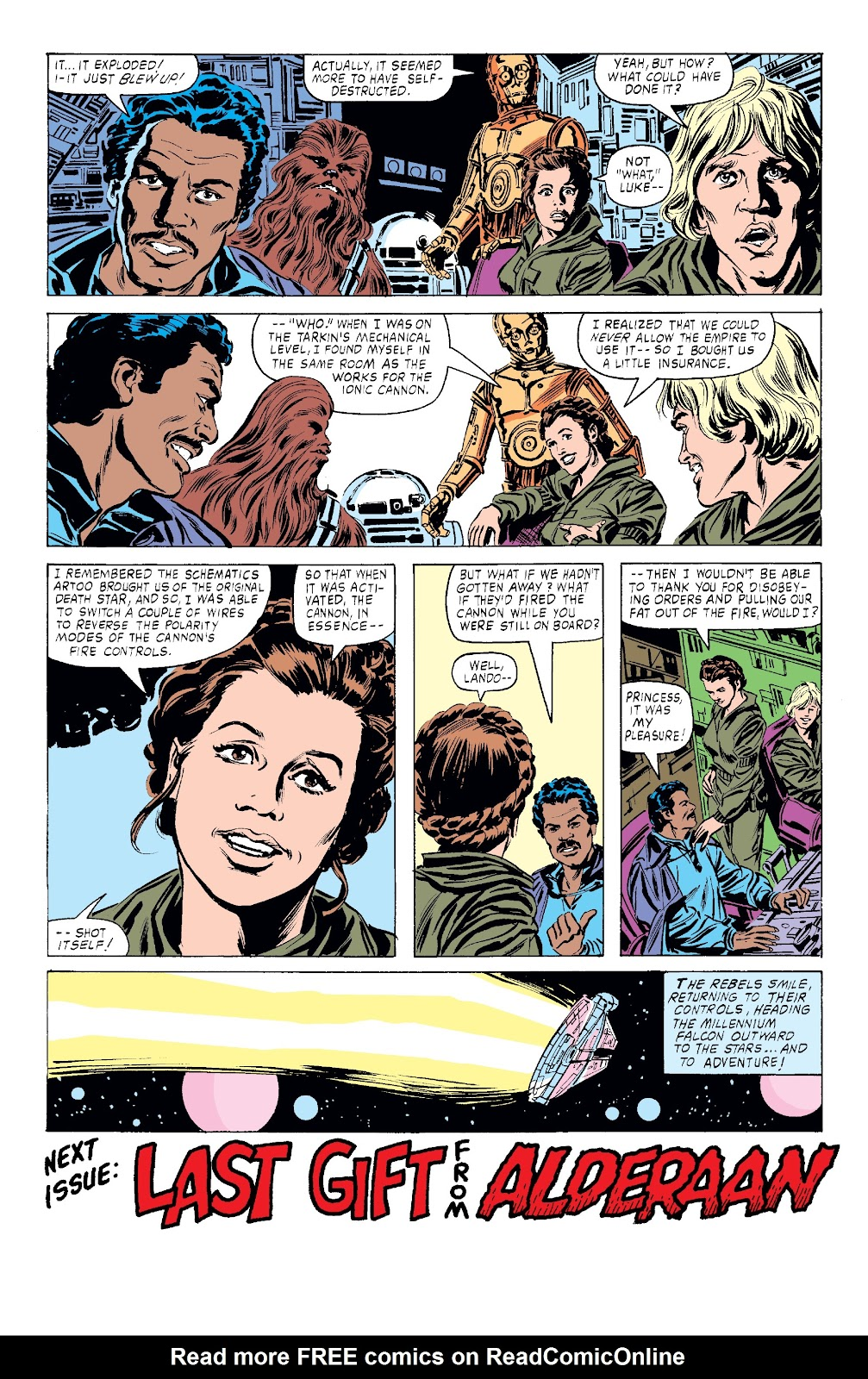 Read online Star Wars Legends: The Original Marvel Years - Epic Collection comic -  Issue # TPB 3 (Part 4) - 11