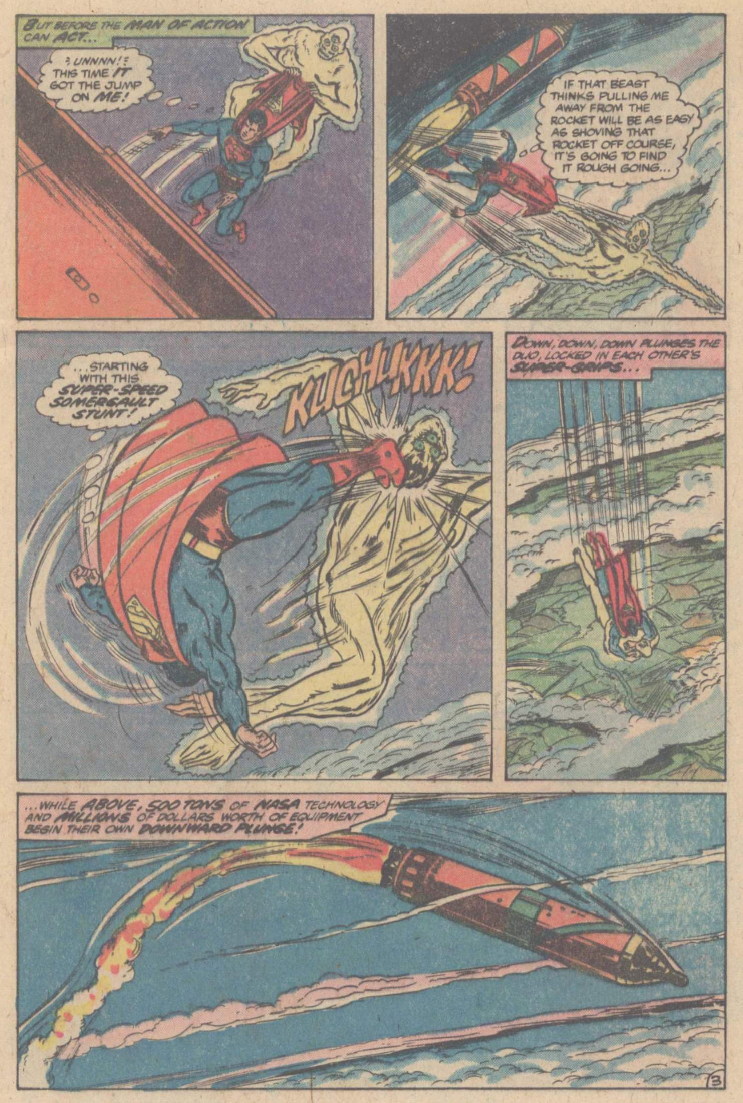 Read online Action Comics (1938) comic -  Issue #509 - 5