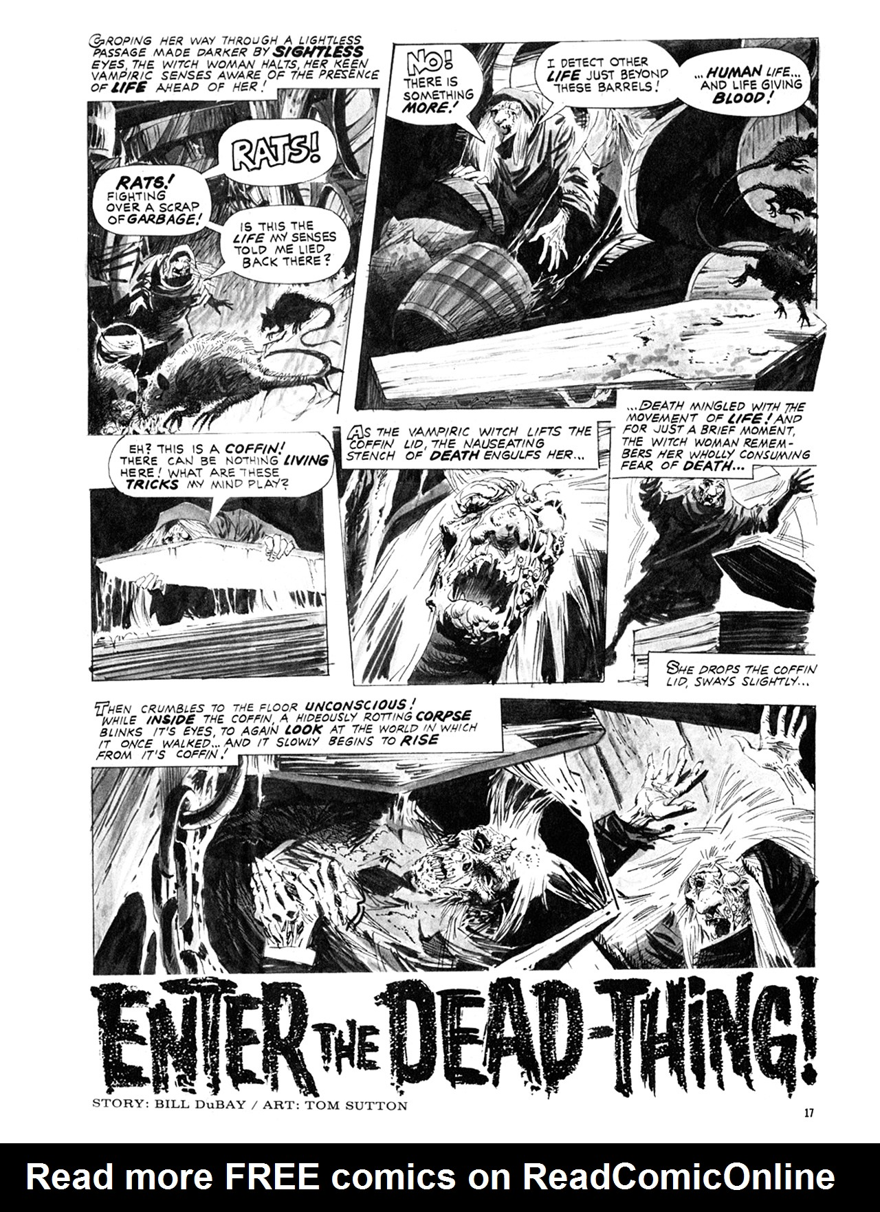 Read online Eerie Archives comic -  Issue # TPB 10 - 18