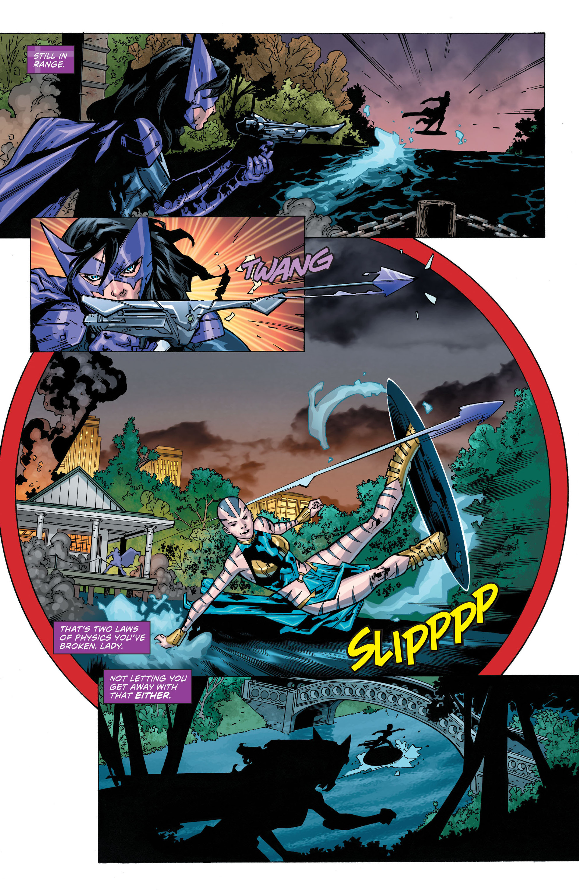 Read online Worlds' Finest comic -  Issue #16 - 18