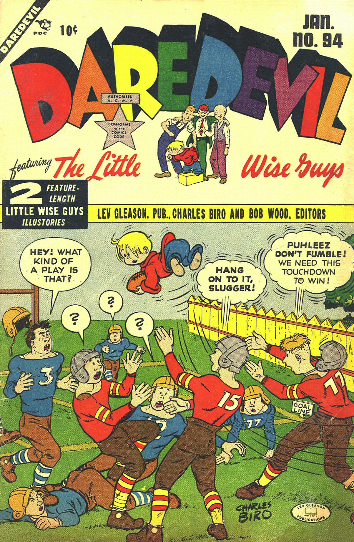 Daredevil (1941) 94 Page 1