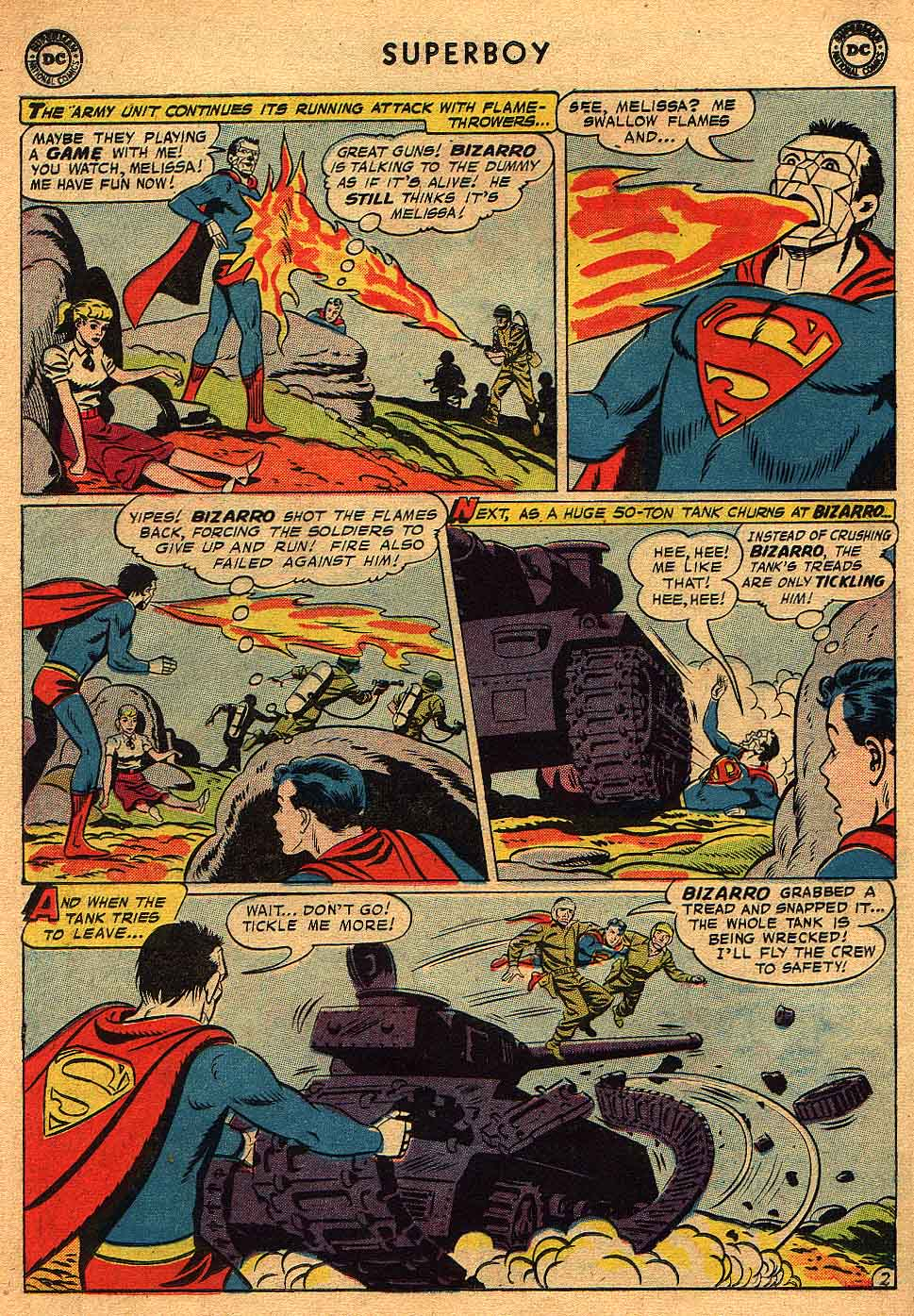 Superboy (1949) issue 68 - Page 23