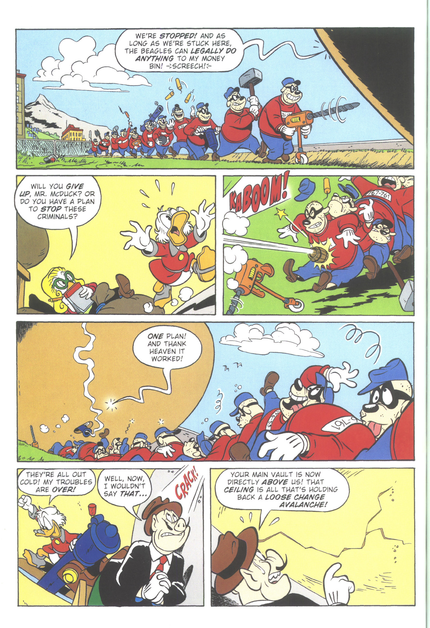Read online Uncle Scrooge (1953) comic -  Issue #364 - 62