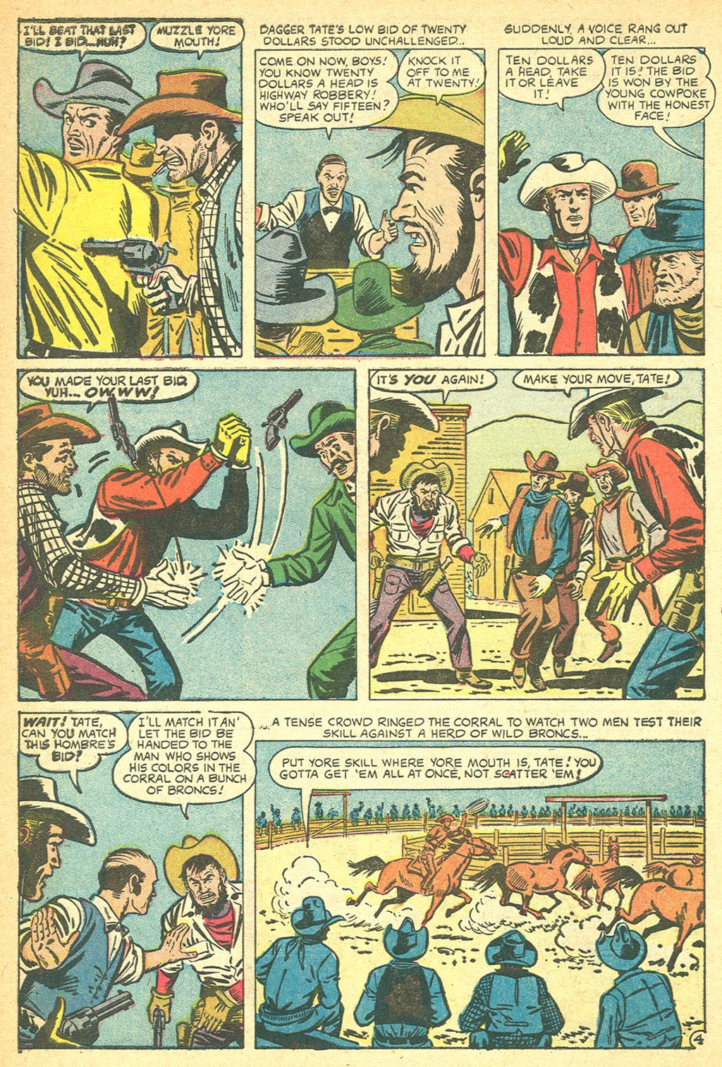 Kid Colt Outlaw issue 60 - Page 6