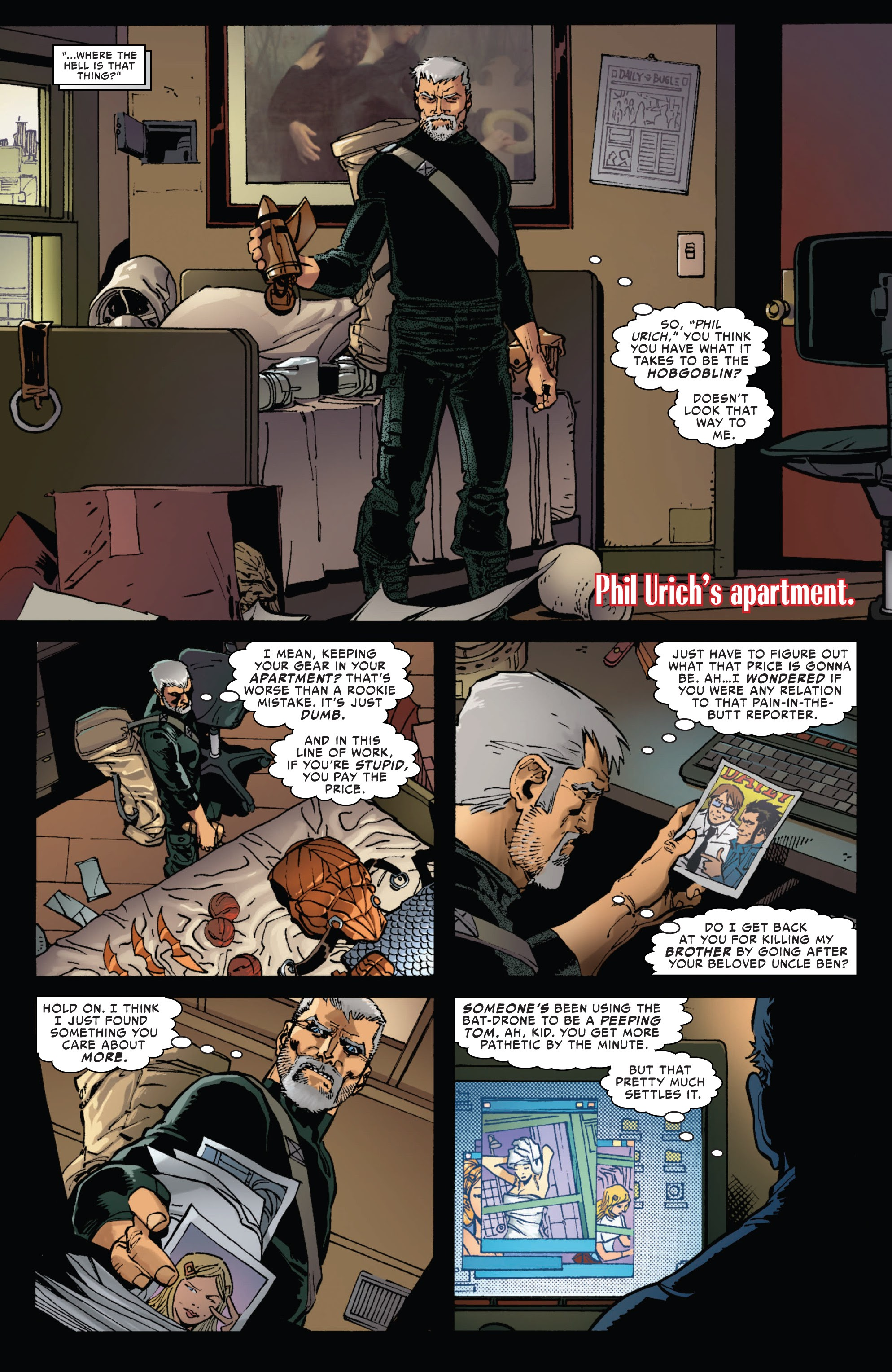 Amazing Spider-Man: Big Time - The Complete Collection TPB-4-Part-3 Page 1