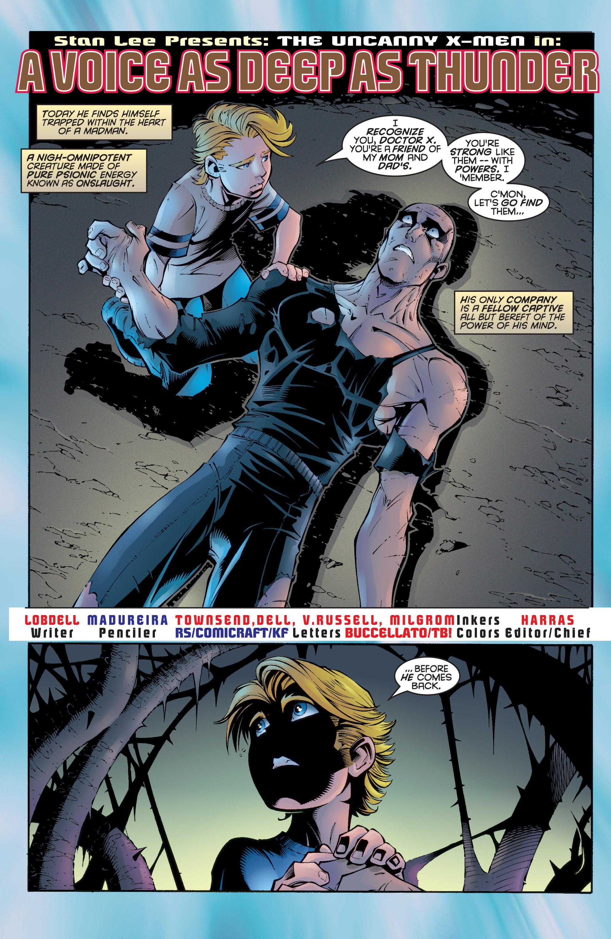 Read online Uncanny X-Men (1963) comic -  Issue #336 - 3