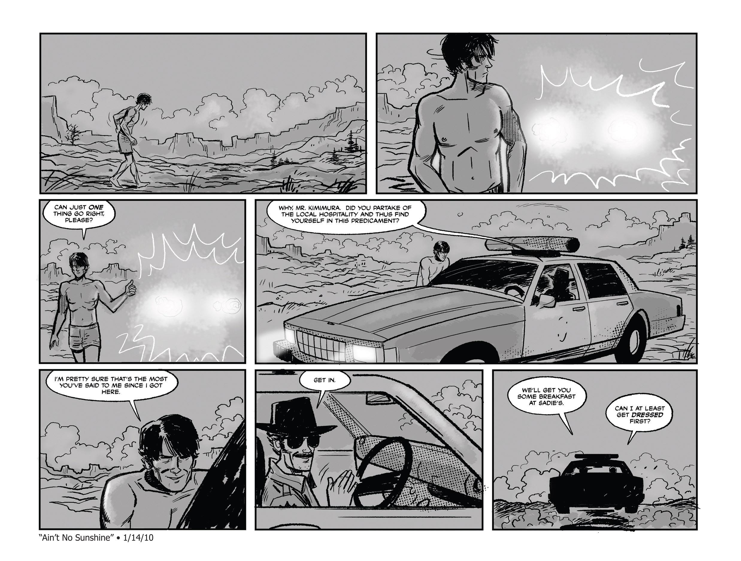 Read online She Died In Terrebonne comic -  Issue #2 - 6