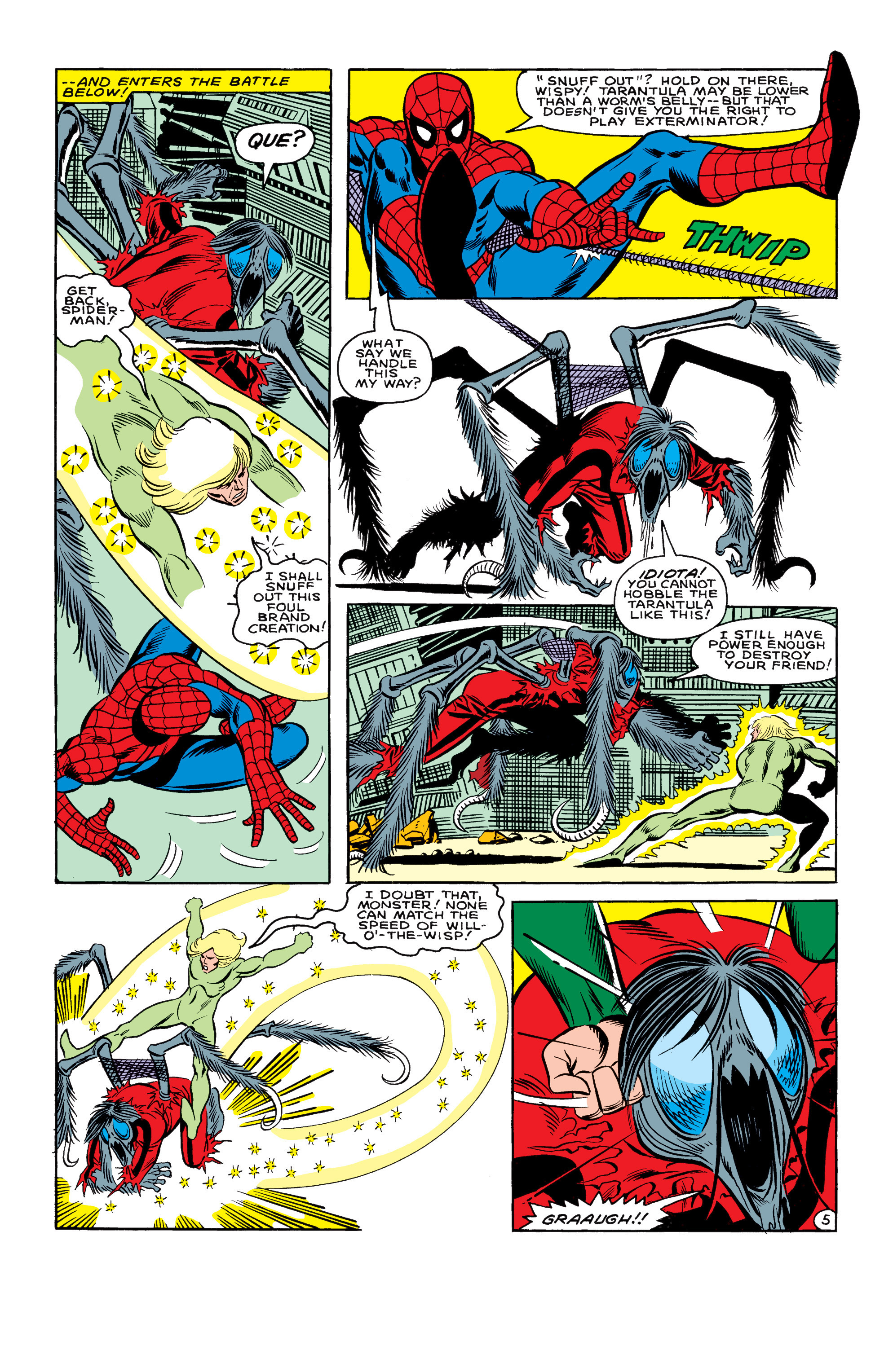 The Amazing Spider-Man (1963) 235 Page 5