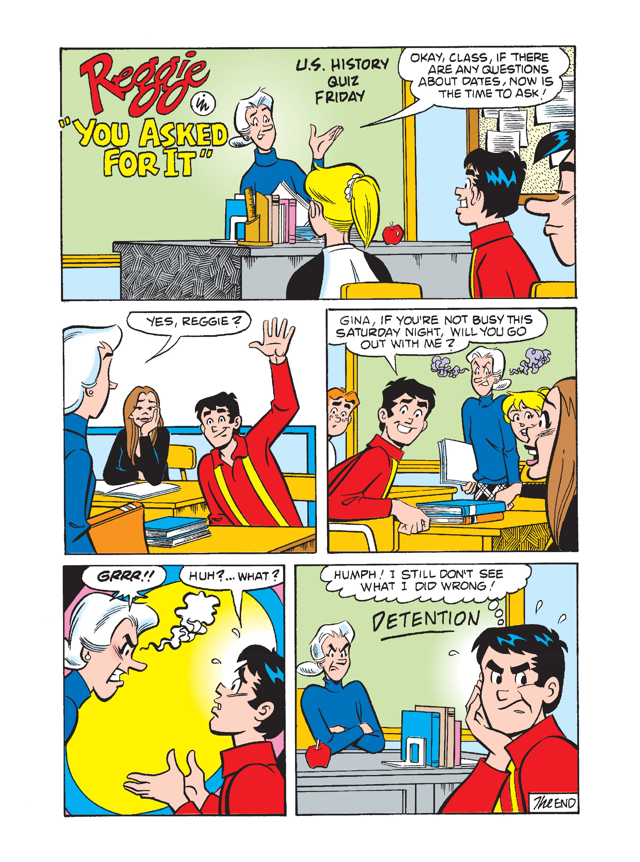 Read online Archie's Funhouse Double Digest comic -  Issue #10 - 34