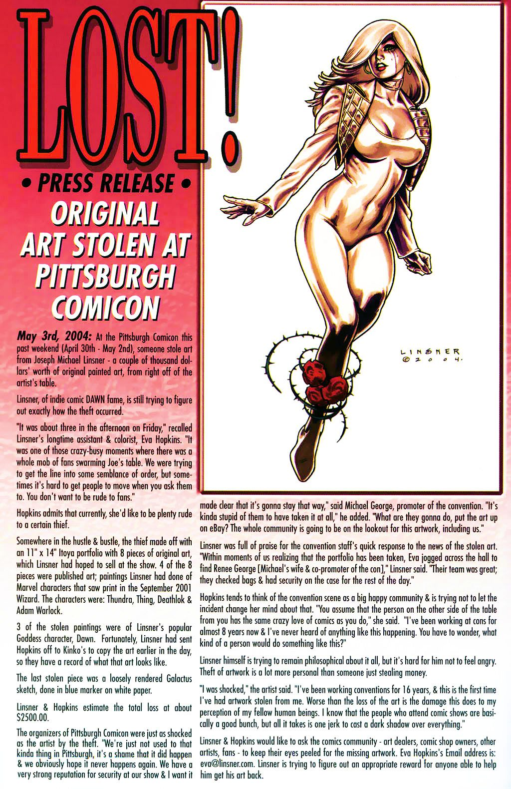 Read online Dawn: Three Tiers comic -  Issue #4 - 25