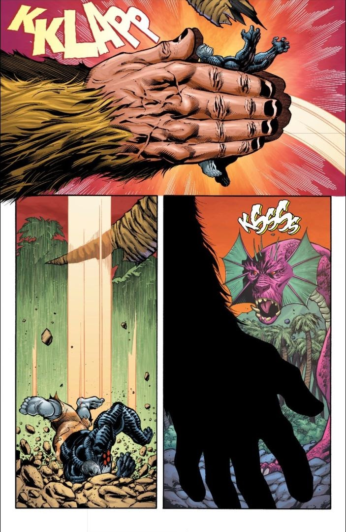 Read online Damage (2018) comic -  Issue #14 - 12
