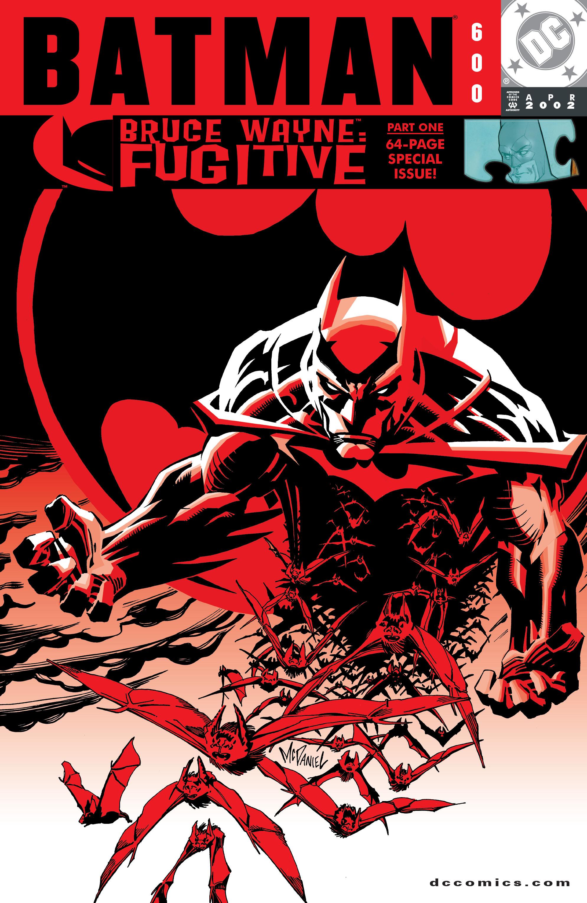 Batman (1940) 600 Page 1