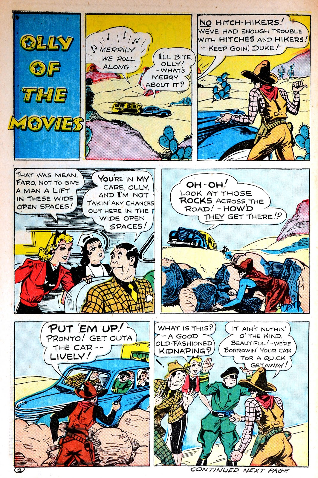 Read online Famous Funnies comic -  Issue #123 - 46