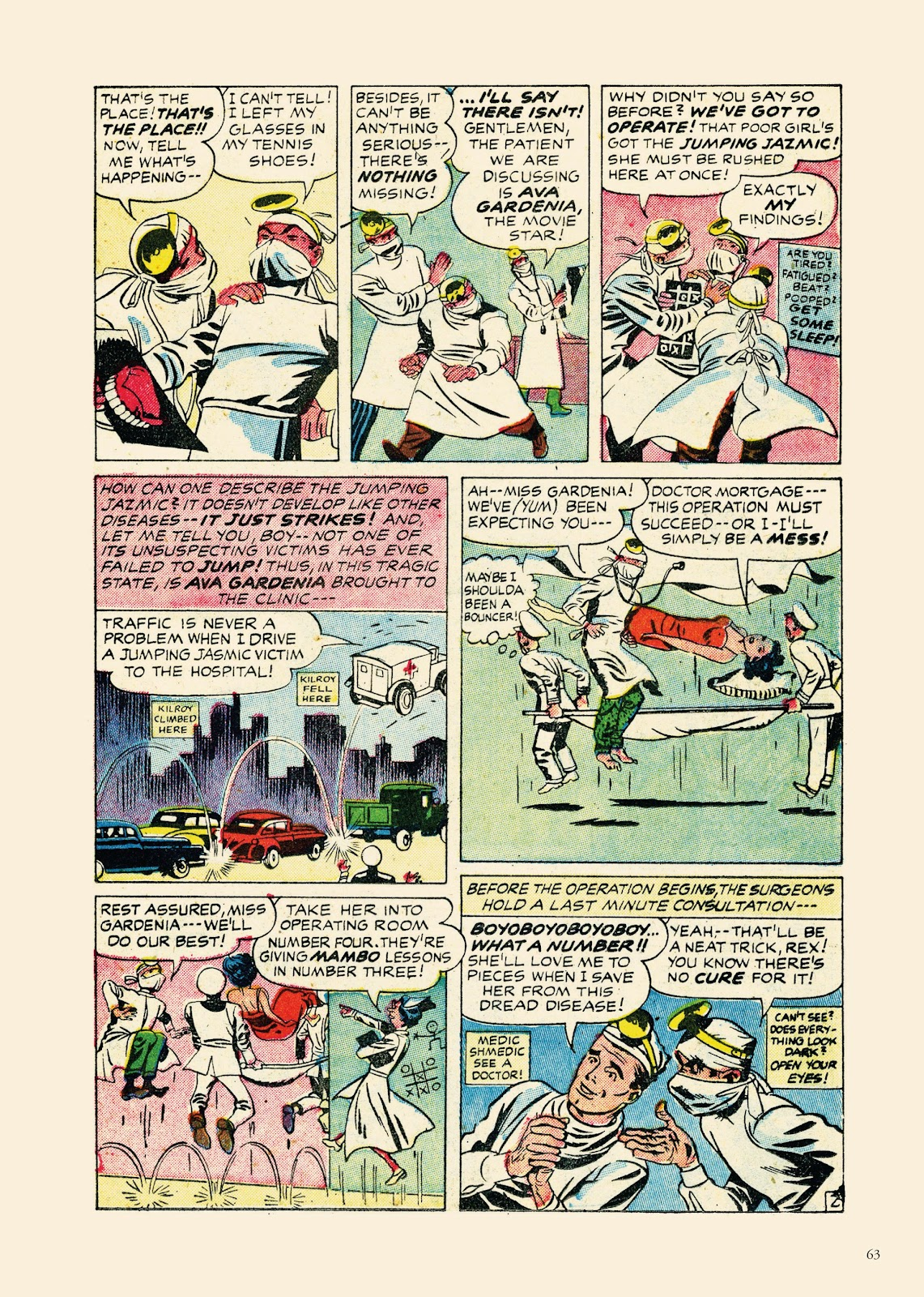 Read online Sincerest Form of Parody: The Best 1950s MAD-Inspired Satirical Comics comic -  Issue # TPB (Part 1) - 64