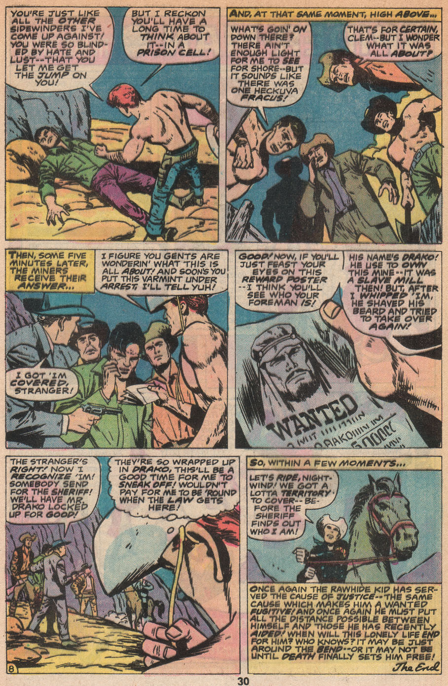 The Rawhide Kid (1955) issue 133 - Page 32