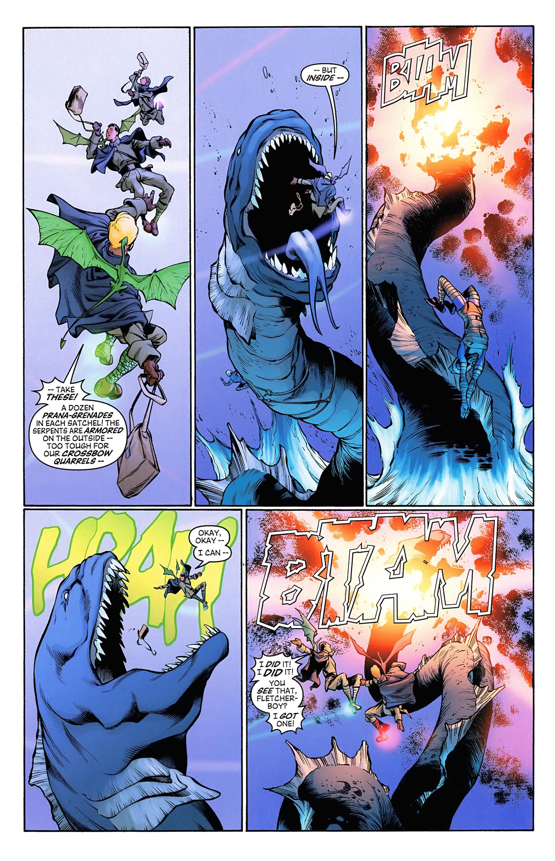 Read online Arrowsmith comic -  Issue #3 - 11