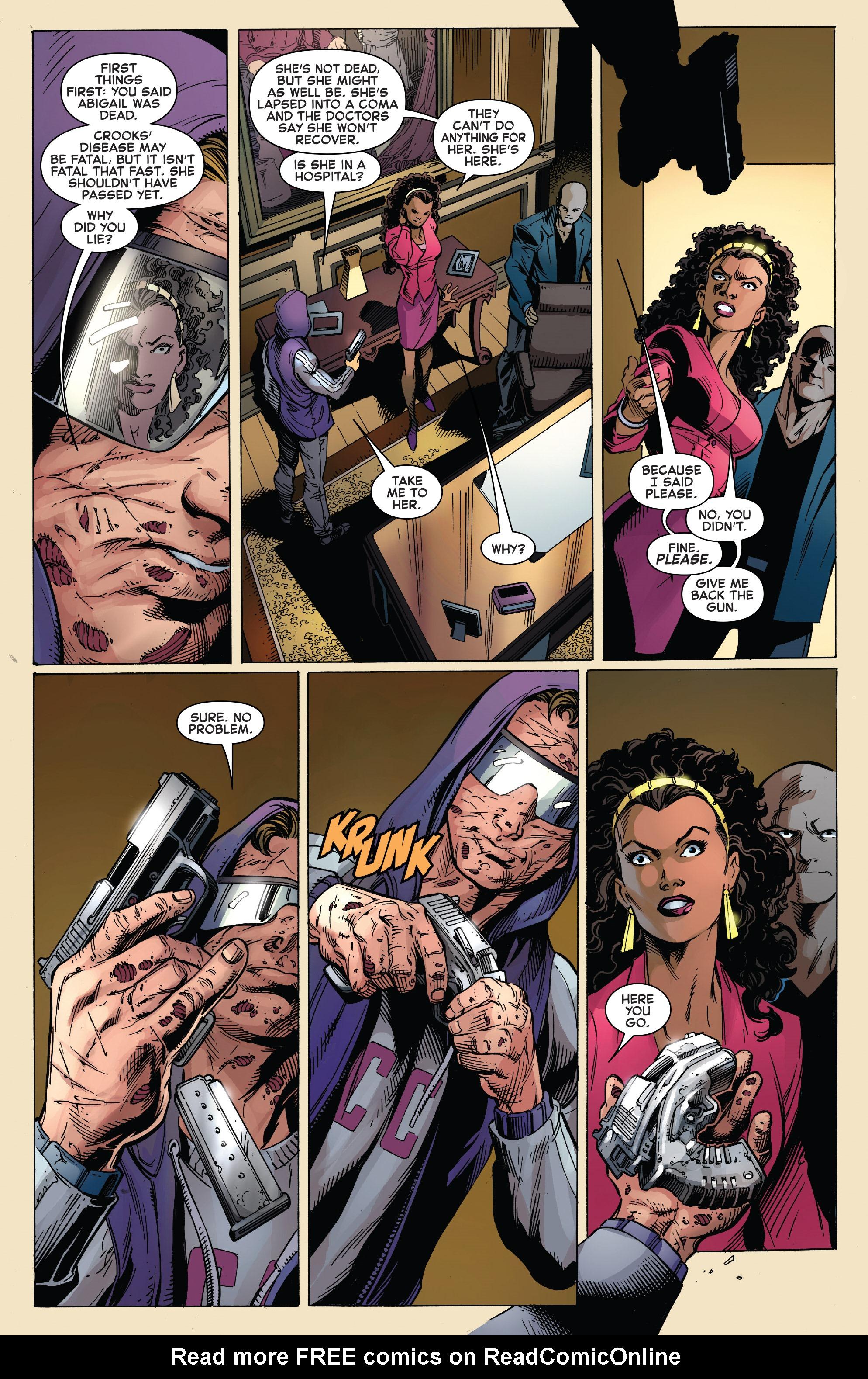 Read online Ben Reilly: Scarlet Spider comic -  Issue #2 - 5