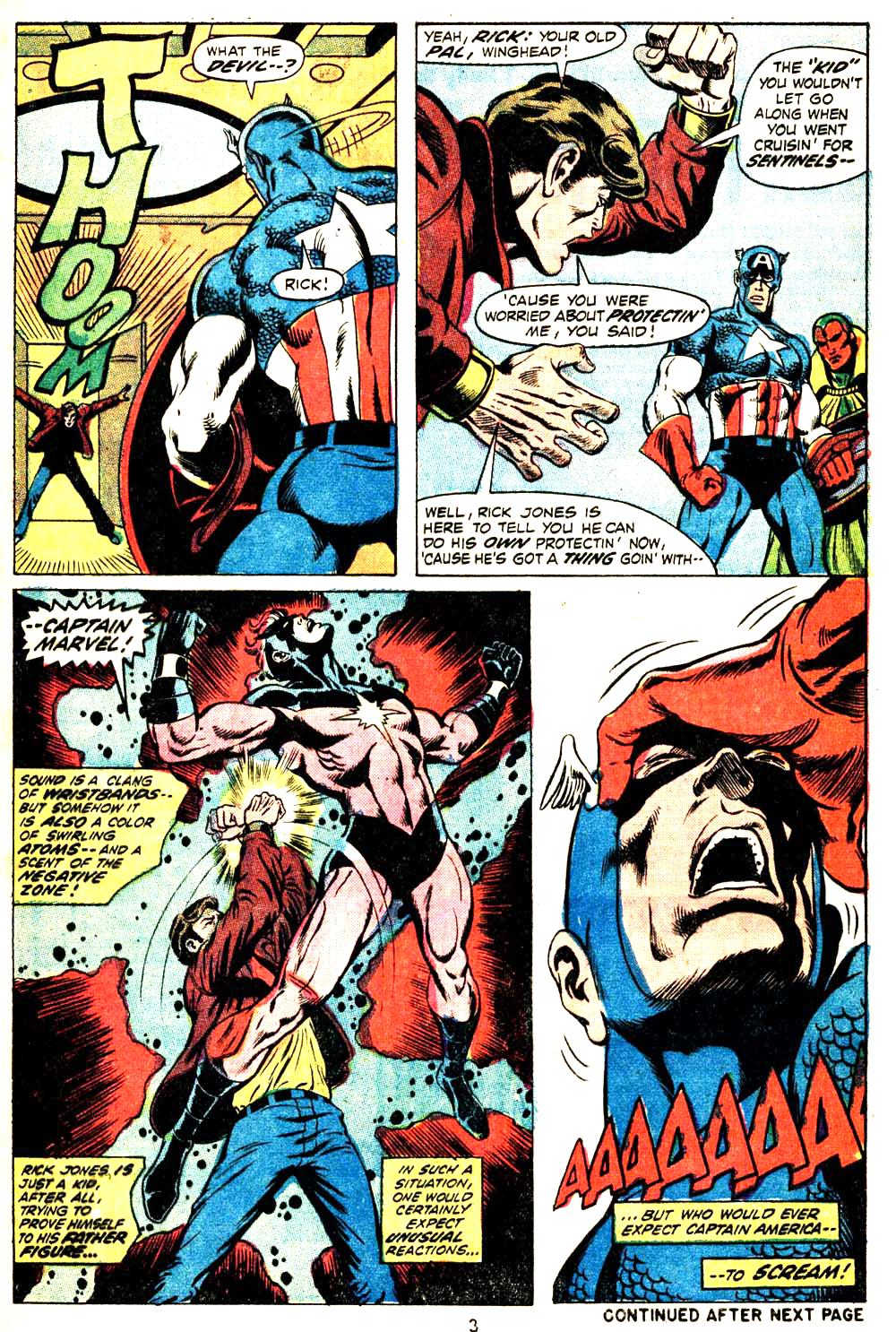 The Avengers (1963) 106 Page 3