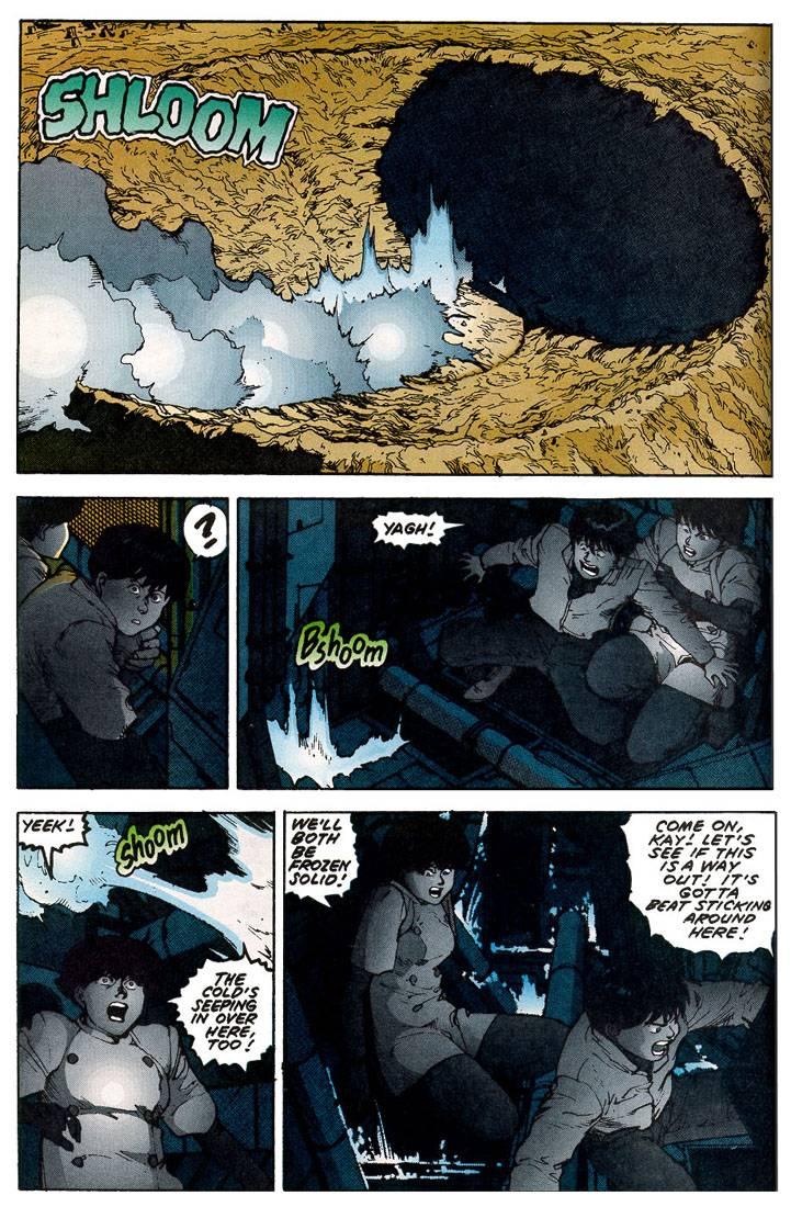 Read online Akira comic -  Issue #11 - 27