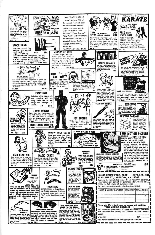 Read online Wonder Woman (1942) comic -  Issue #196 - 50