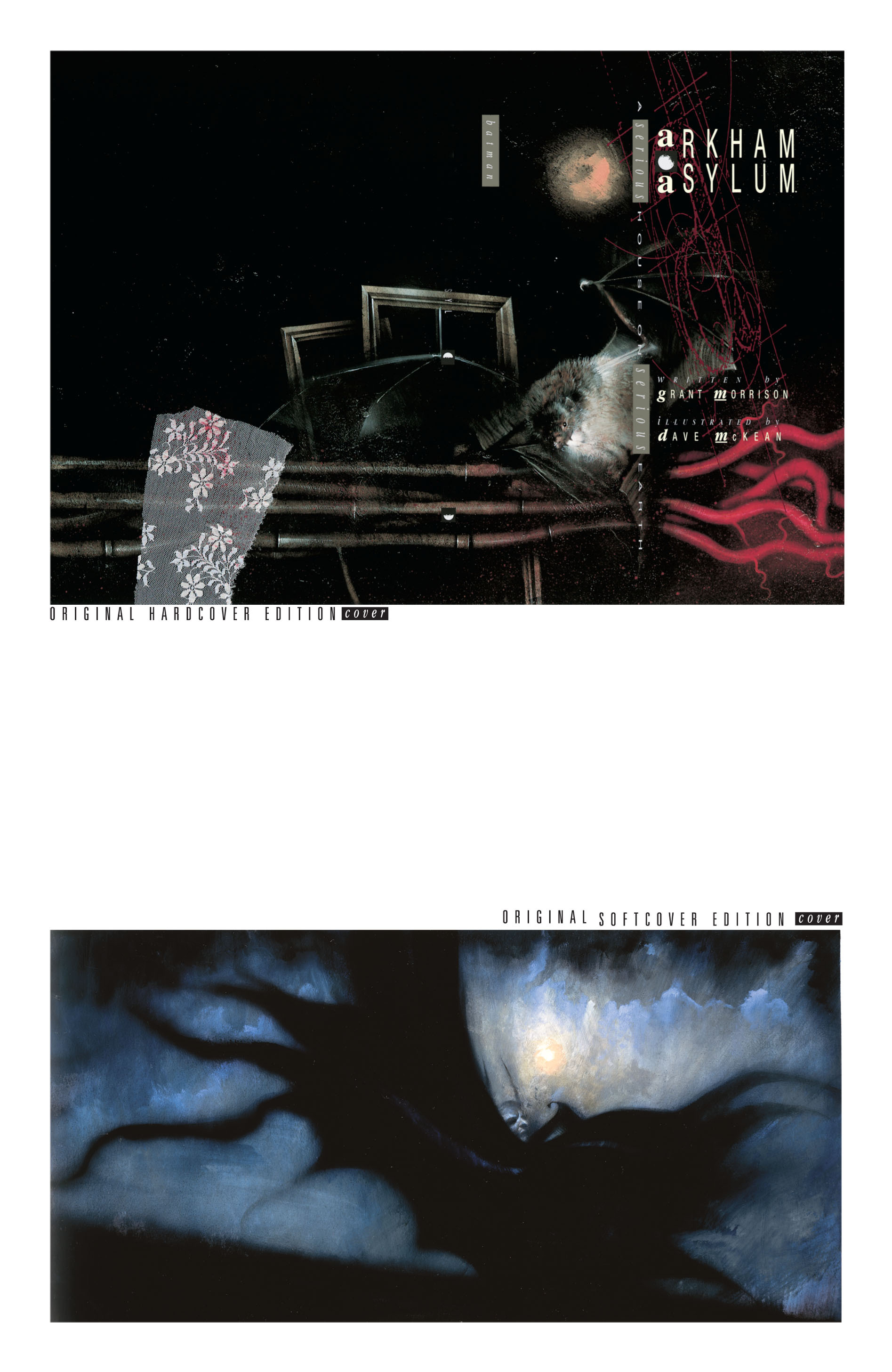 Read online Arkham Asylum comic -  Issue #Arkham Asylum Full - 204
