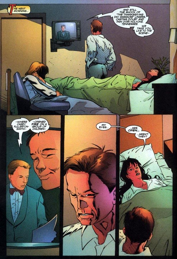 Read online Uncanny X-Men (1963) comic -  Issue # _Annual 2000 - 11