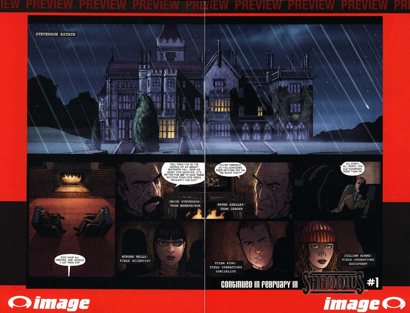 Read online Dominion (2002) comic -  Issue #1 - 31