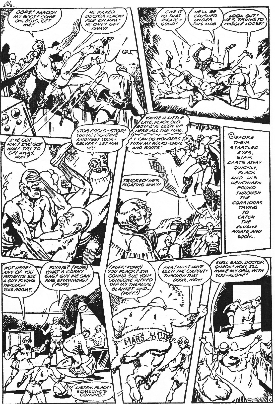 Read online Men of Mystery Comics comic -  Issue #70 - 56