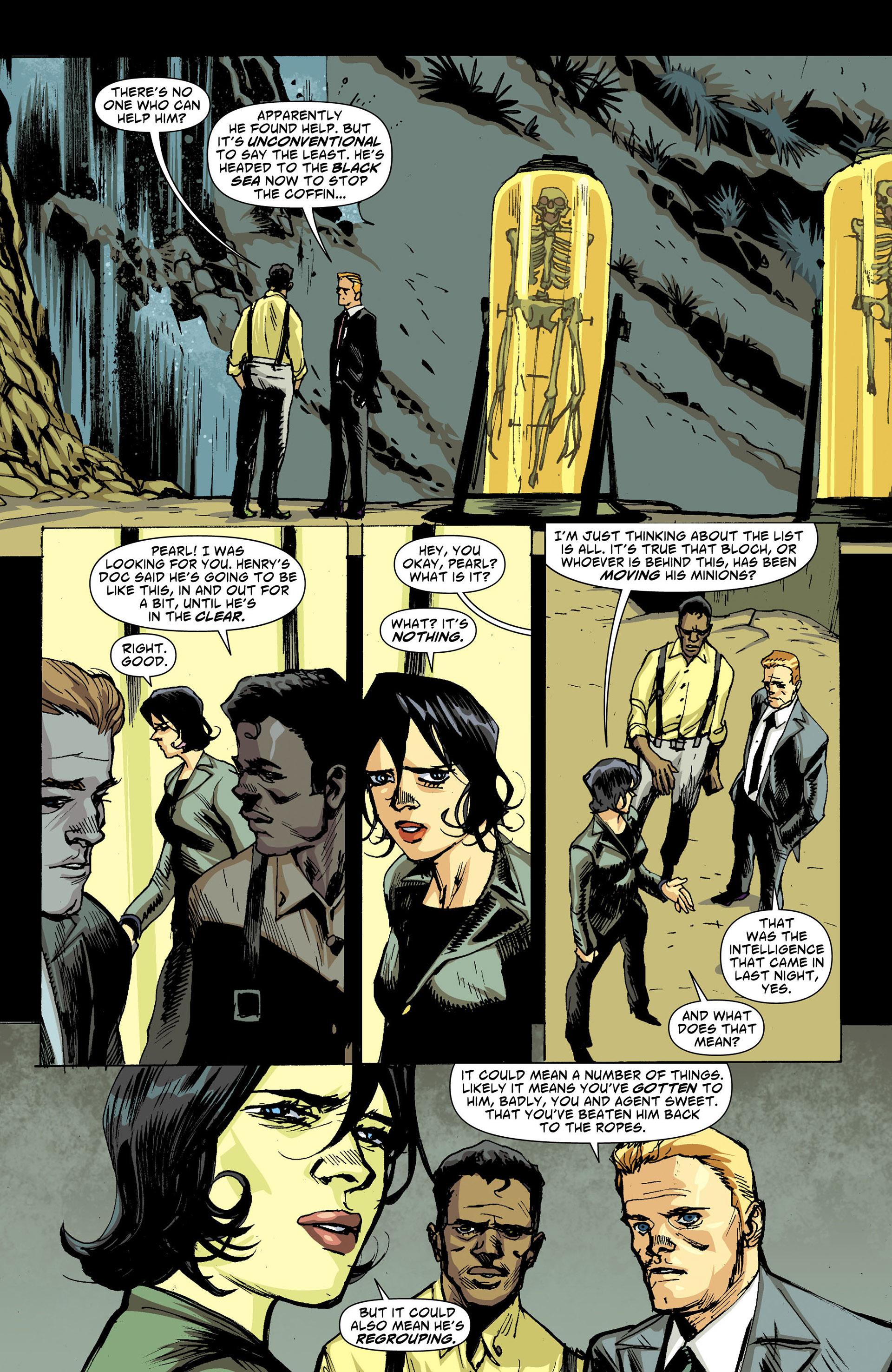 Read online American Vampire comic -  Issue #31 - 13