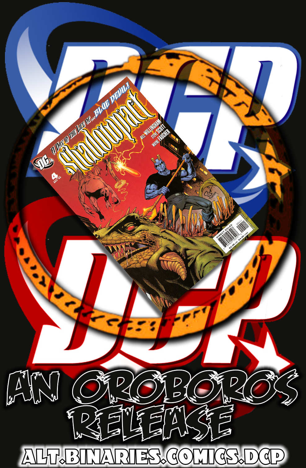 Read online Shadowpact comic -  Issue #4 - 36