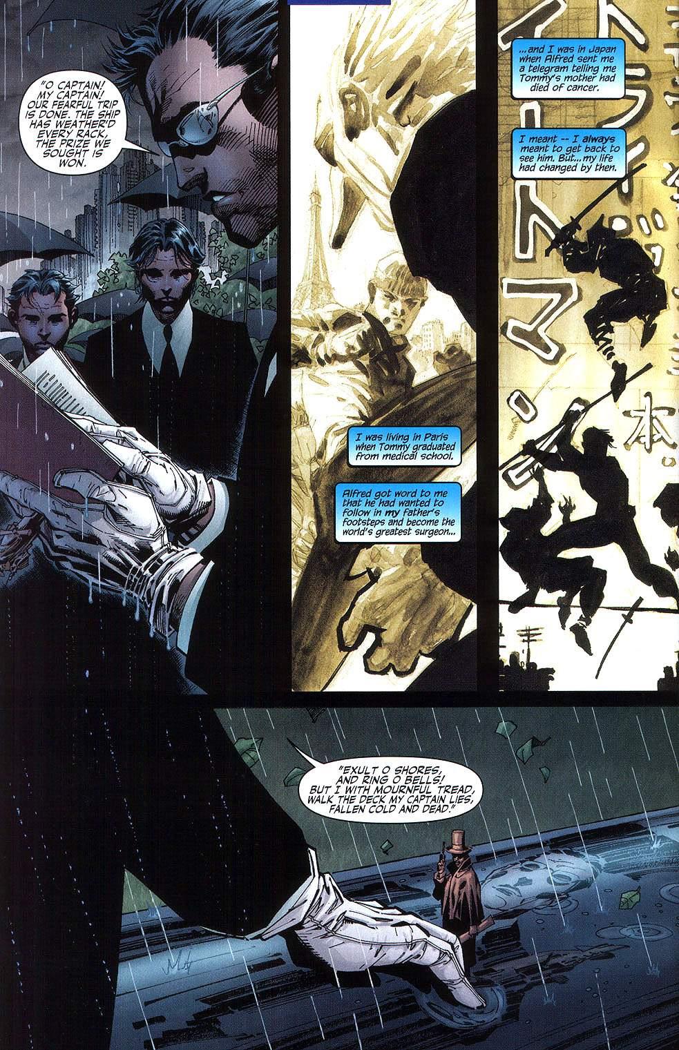 Read online Batman: Hush comic -  Issue #8 - 4
