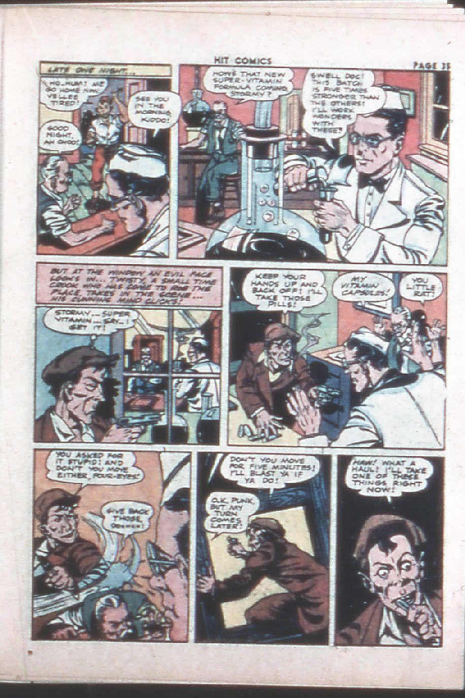 Read online Hit Comics comic -  Issue #26 - 36