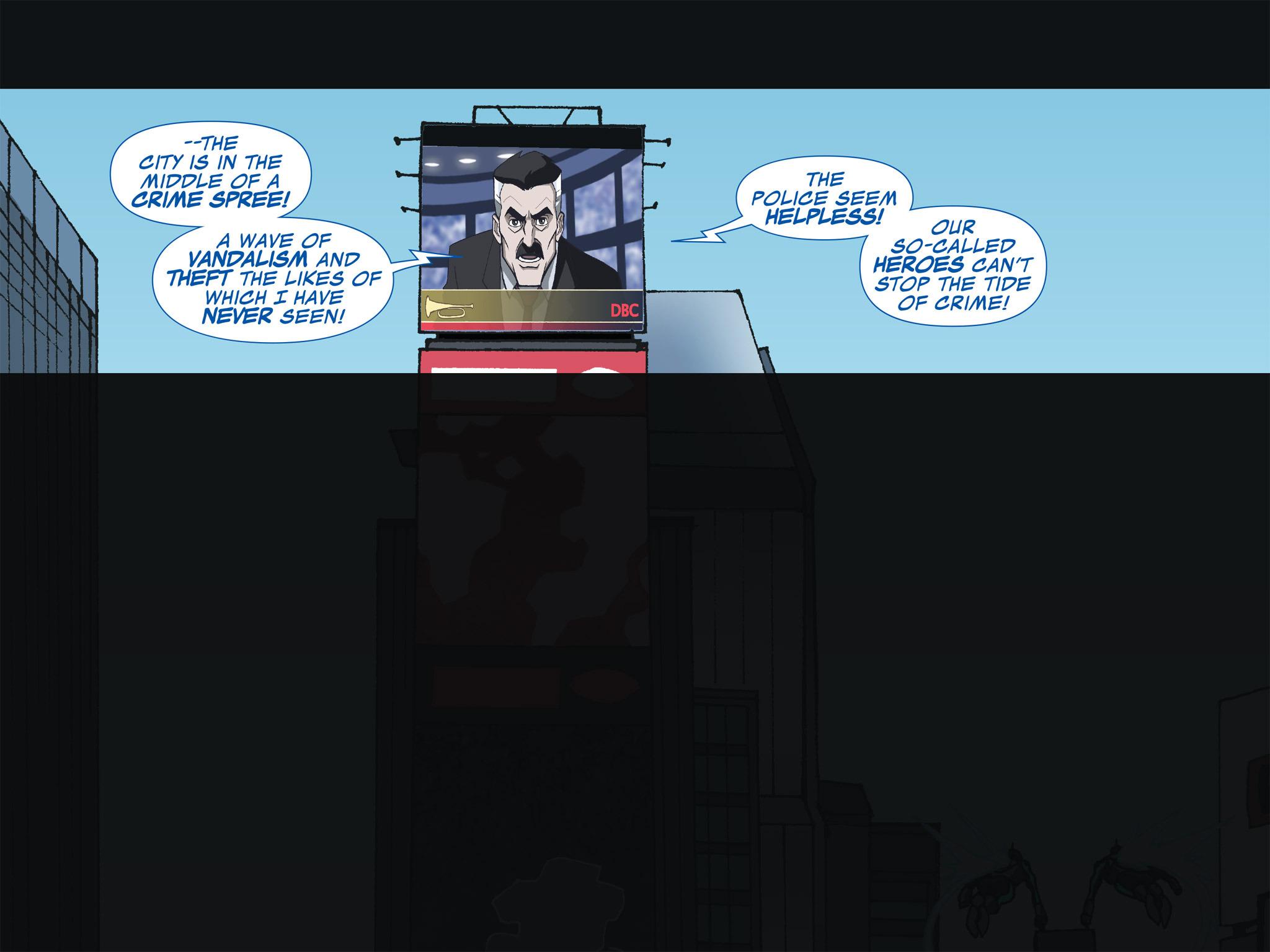 Read online Ultimate Spider-Man (Infinite Comics) (2015) comic -  Issue #12 - 14