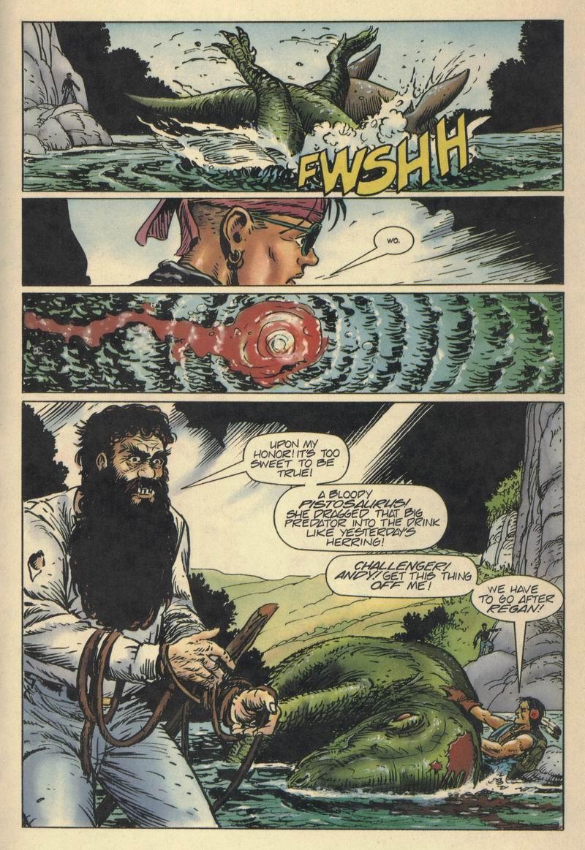 Read online Turok, Dinosaur Hunter (1993) comic -  Issue #8 - 15