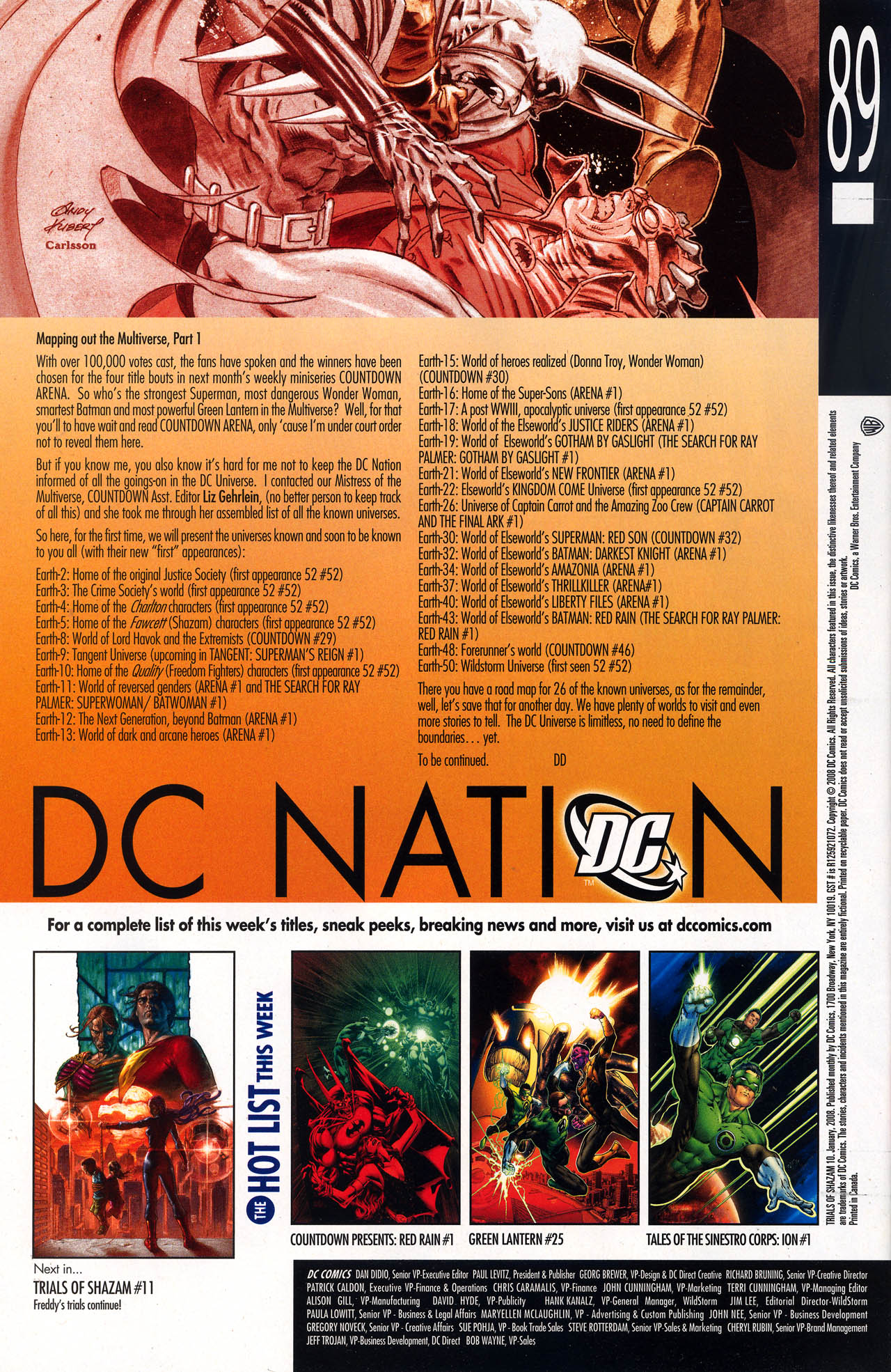 Read online Trials of Shazam comic -  Issue #10 - 31