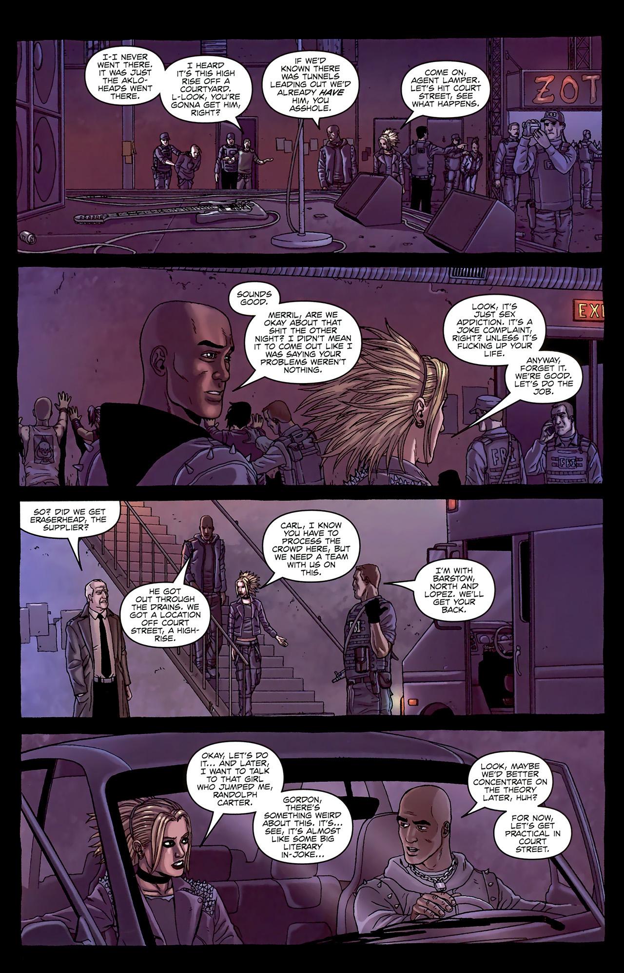 Read online Alan Moore's Neonomicon comic -  Issue #1 - 29